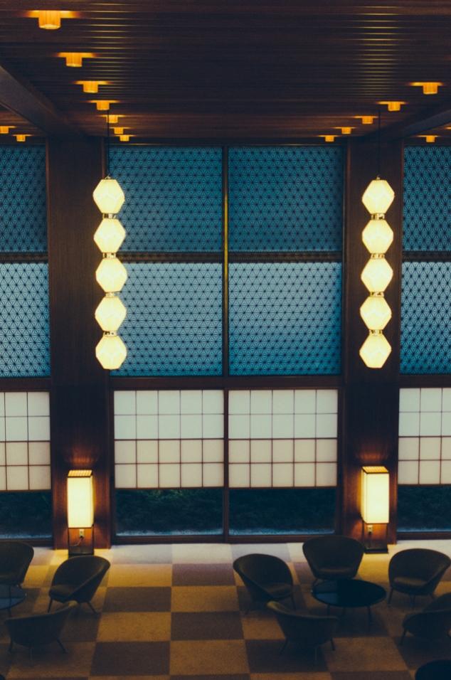 Tokyo Redux - Hotel Okura