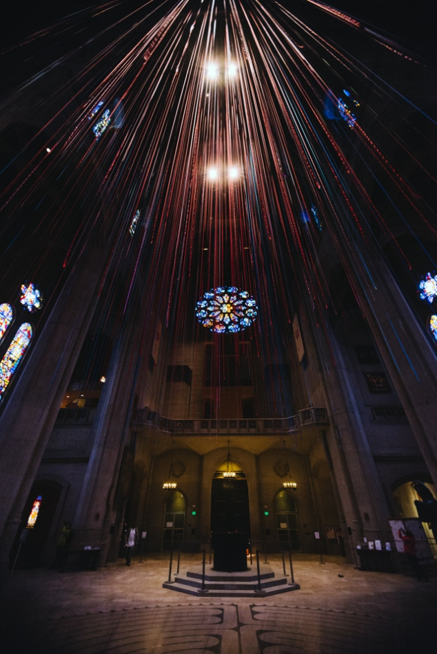 Splendor at Grace Cathedral