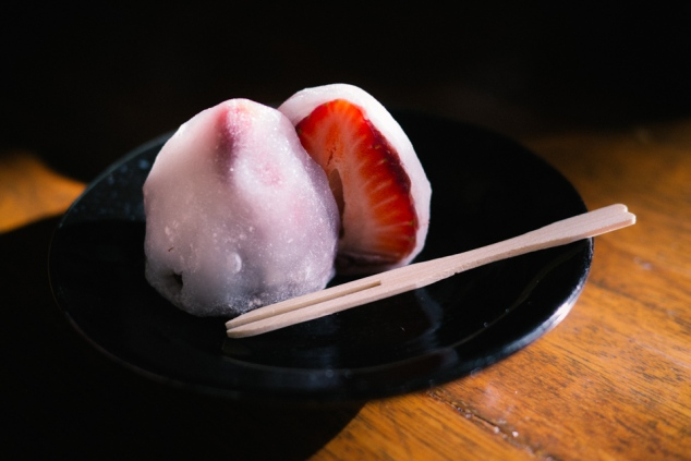All Things Japanese - Ichigo Daifuku
