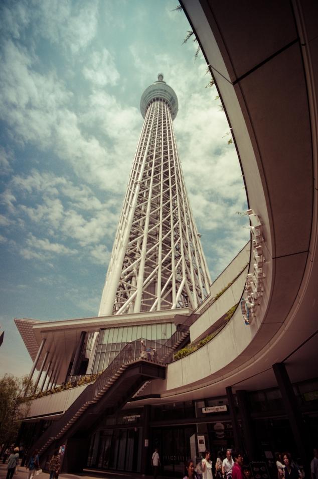 Tokyo Redux -  Skytree